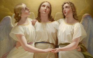 Оберег трех ангелов: сильная молитва на все случаи жизни