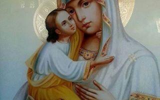 В чём помогает молитва «Царица моя Преблагая»