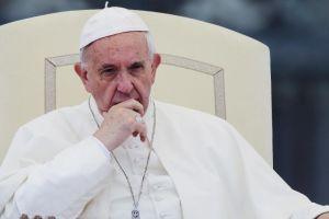 Папа римский Франциск изменил молитву «Отче наш»