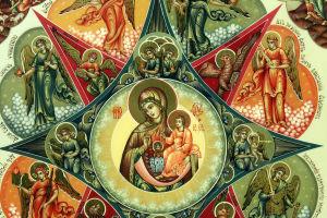 Икона Неопалимая Купина: значение, в чем она помогает (фото)