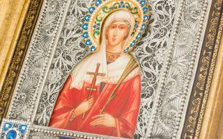 Святая Валентина в православии: житие, иконы