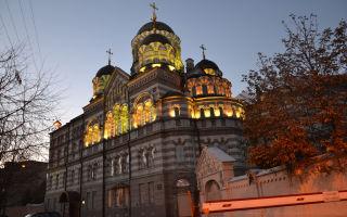 Святые места Санкт-Петербурга и Ленинградской области, помогающие исцелению