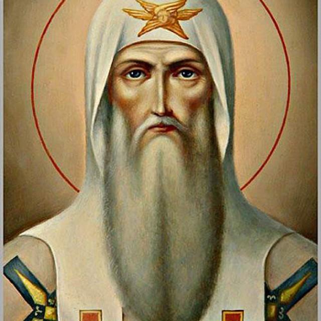 Молитва Архангелу Михаилу, написанная на паперти Чудова монастыря (видео)