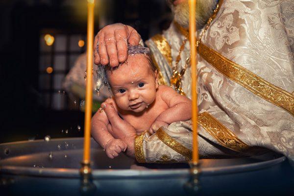 Молитвы ребенку на сон грядущий