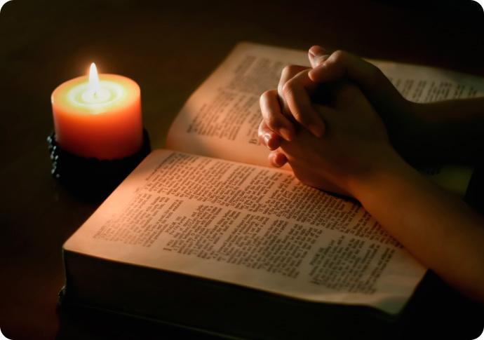 Вечерние молитвы на сон грядущий
