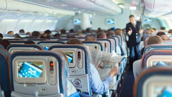 Молитва перед отправлением в воздушное путешествие