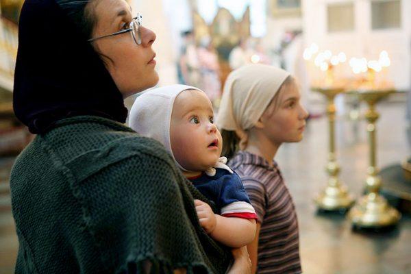 Как молиться за детей, чтобы у них было все хорошо (описание)