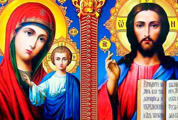 Икона казанской матери молитва