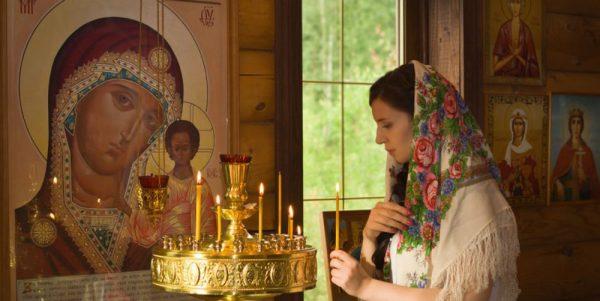 Молитва для успокоения нервов, души и сердца