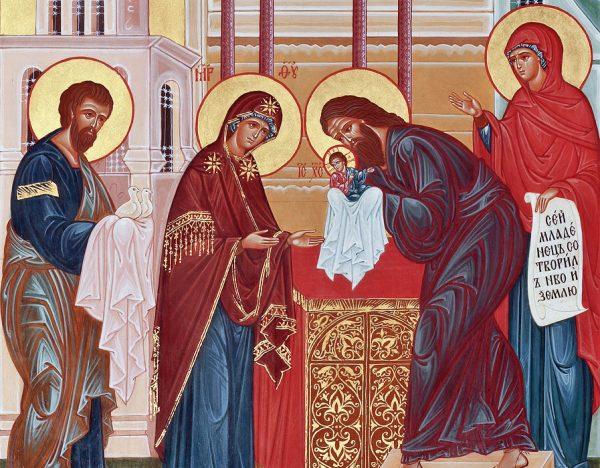 Праздник Сретение Господне: история и происхождение