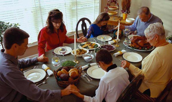 Молитвы перед и после вкушения пищи