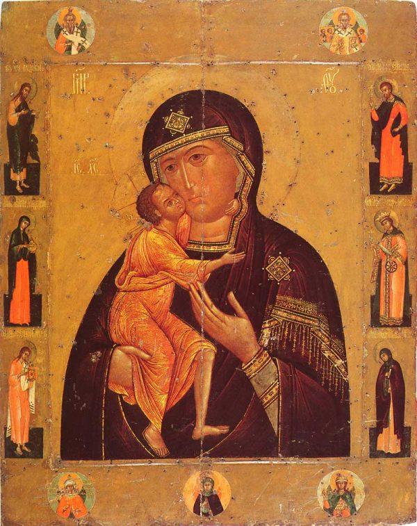 Феодоровская икона Божьей Матери: о чем можно просить