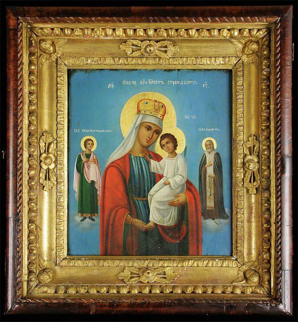 Икона Пресвятой Богородицы «Избавительница от бед»: в чем помогает