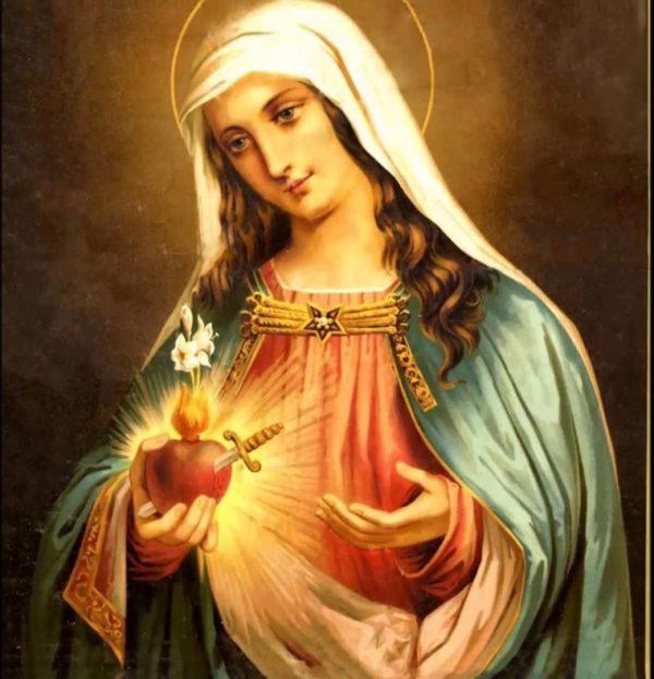 """Молитва """"Богородица Дева, радуйся, Благодатная Мария, Господь с тобой"""": текст, описание"""