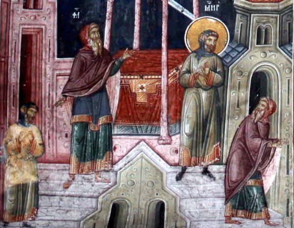 Когда начинается неделя мытаря и фарисея в 2019 году?