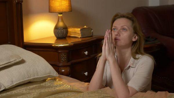 Короткая молитва перед сном