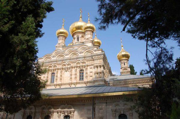 Церковь императрицы Марии Магдалины