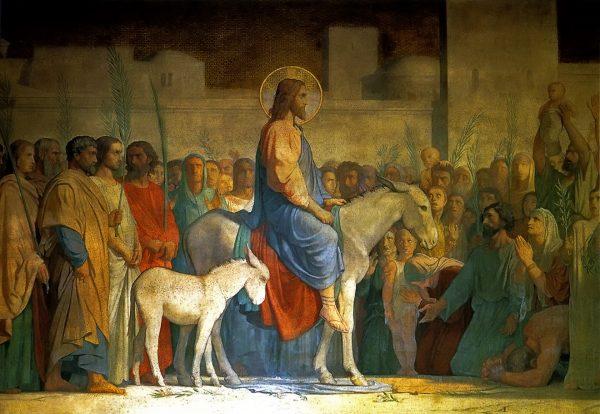 Приметы на Вербное Воскресенье