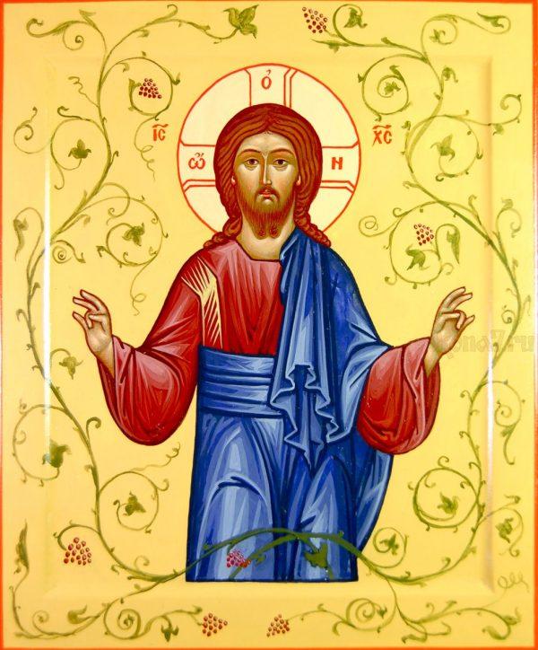 Самые известные иконы Иисуса Христа