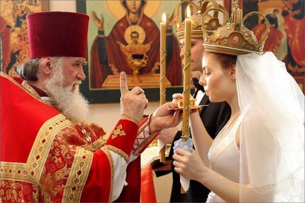 Можно ли жениться в Великий пост: исключения