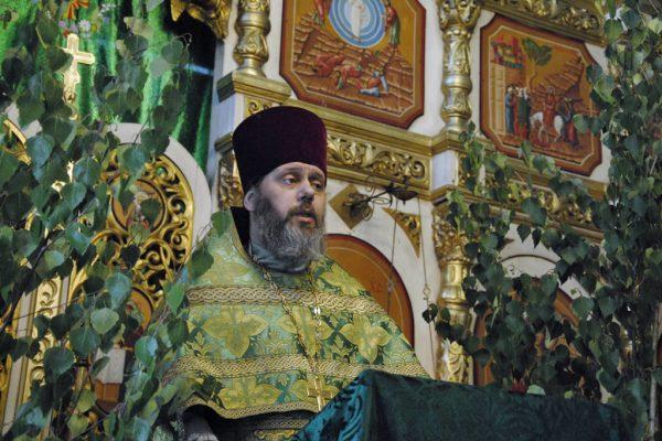 Биография священника Владимира Головина