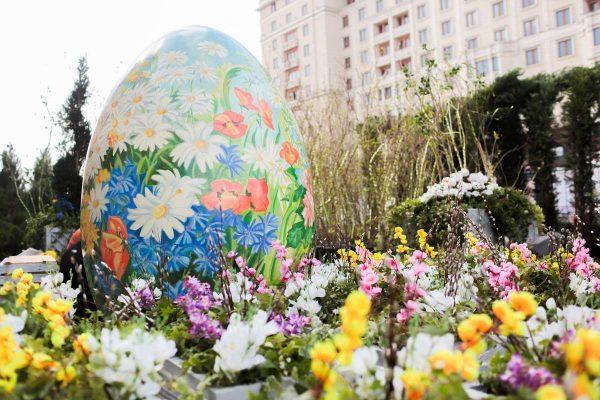 Какие мероприятия планируются на Пасху 2019 в Москве