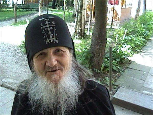 Биография отца Сергия Романова