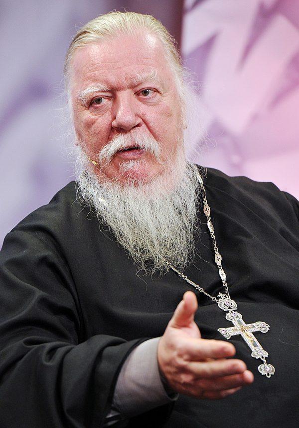 Краткая биография протоиерея Димитрия Смирнова