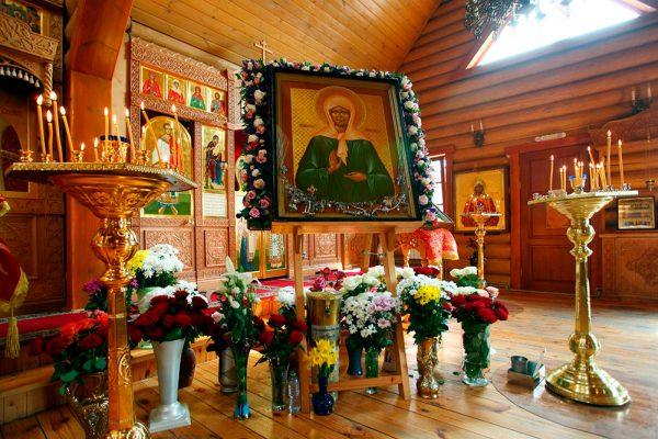 Молитва Матроне Московской о работе на разрешение всех проблем