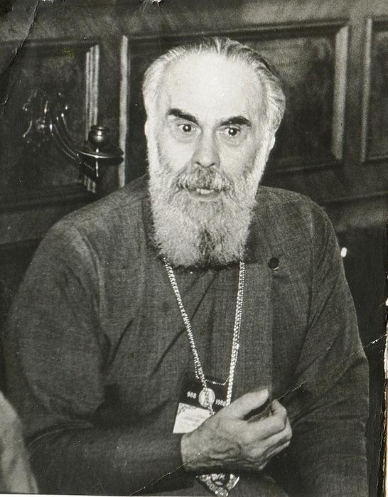 Биография митрополита Антония Сурожского, его проповеди