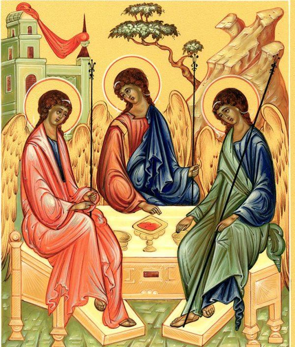 Когда День Святой Троицы в 2019 году
