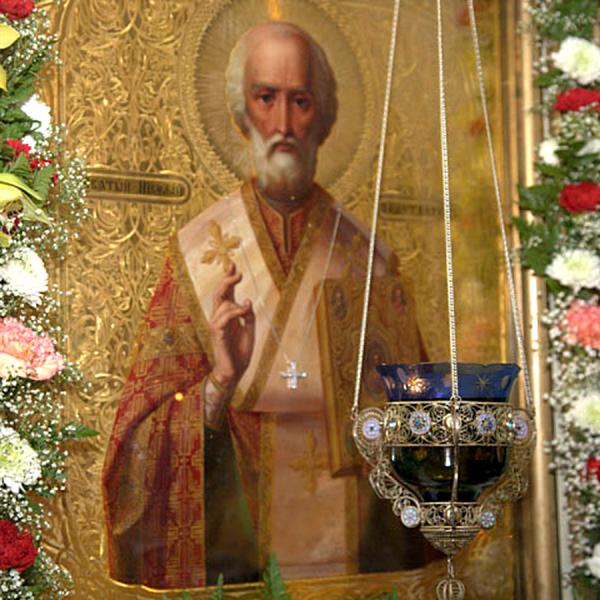 Молитва Николаю Угоднику об исцелении от болезни