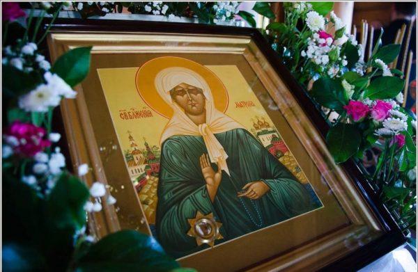 Молитва Матронушке о замужестве