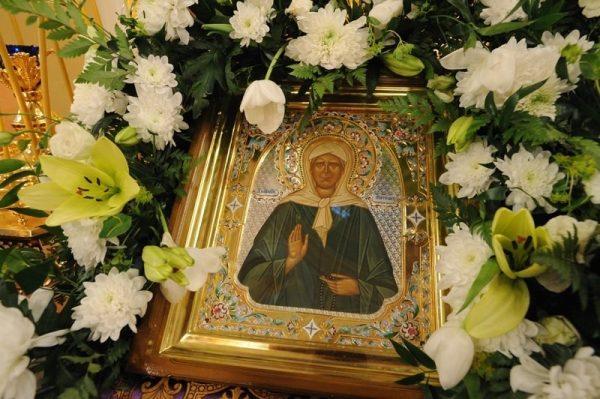 Как правильно молиться блаженной Матроне