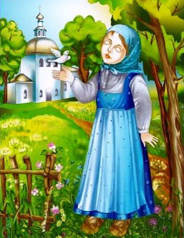 Краткая биография Матроны Московской для детей