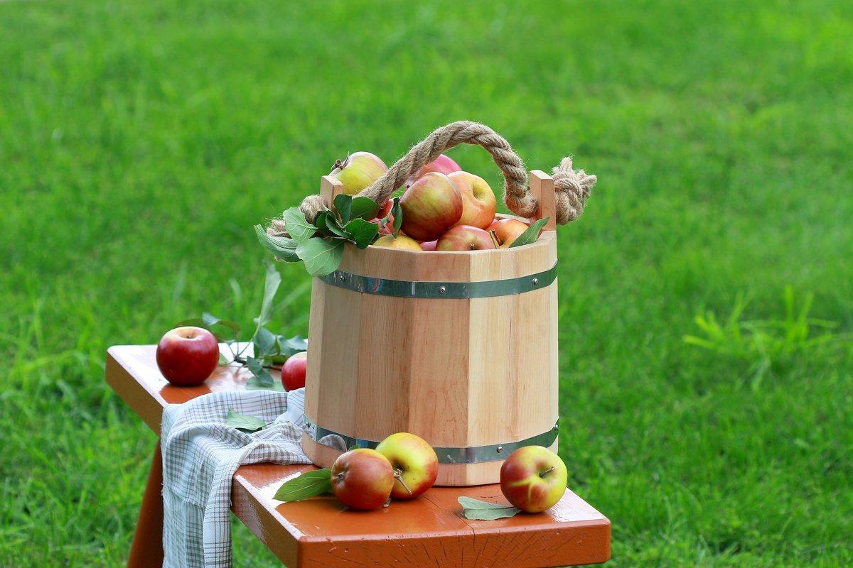 Картинки яблоневый спас праздником