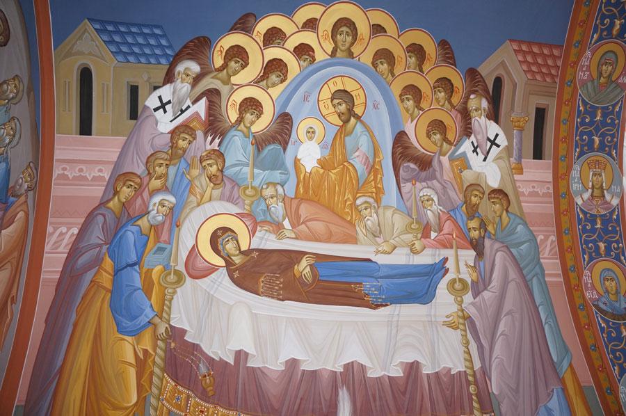 Какого числа празднуется день Успения Пресвятой Богородицы в 2019 году