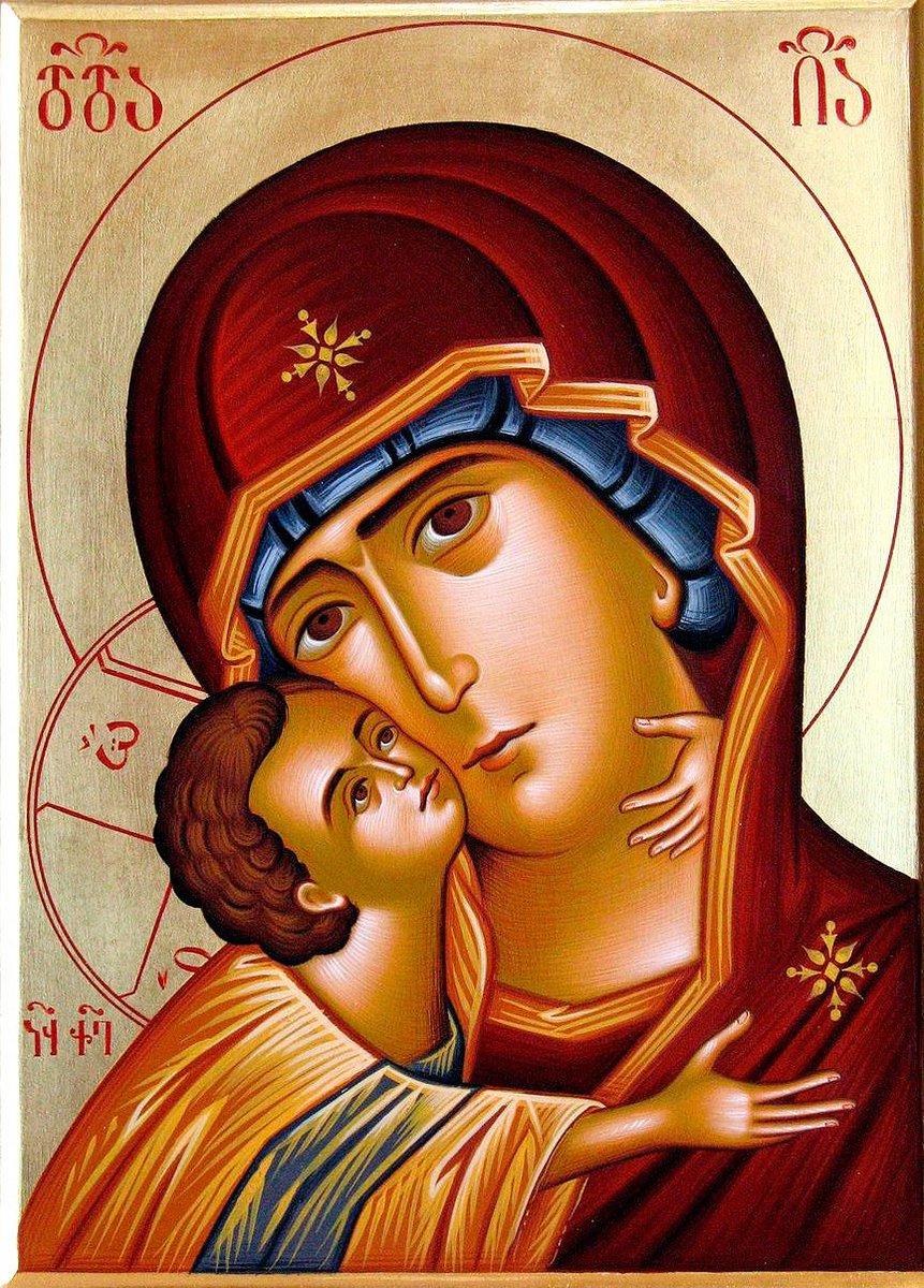 Владимирская икона пресвятой богородицы картинки