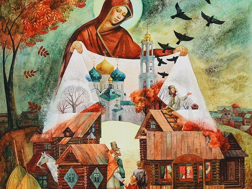 Календарь православных праздников в октябре 2019 года