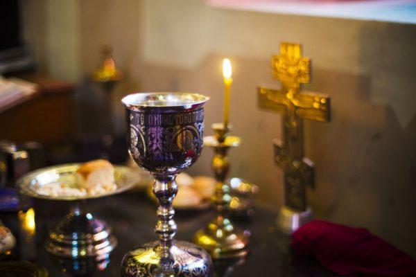 5 благодарственных молитв после совершения таинства Причастия