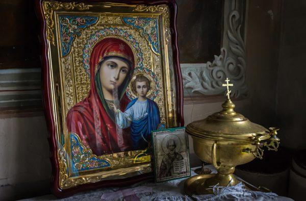 Сильная материнская молитва за чадо свое