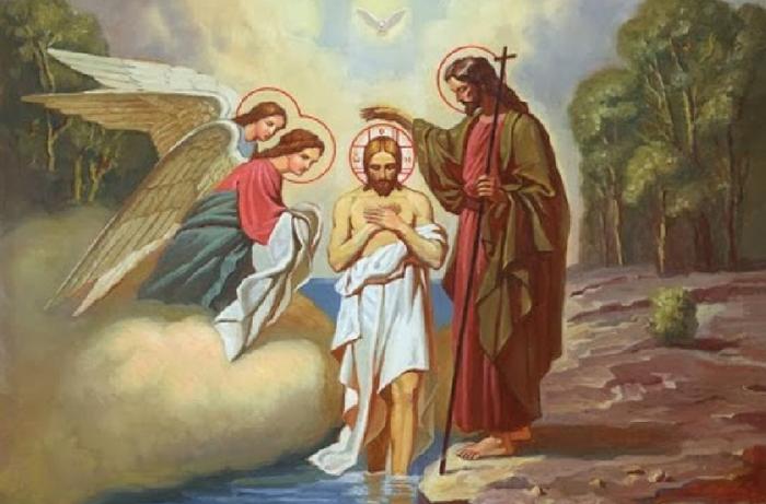 Какого числа Крещение Господне в 2021 году