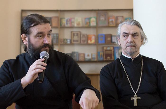 Биография протоиерея Андрея Ткачева